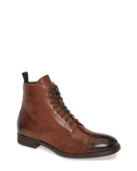 To Boot New York Richmond Cap Toe Lace Up Boot