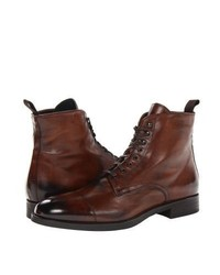 To Boot New York Stallworth Shoes Trapper Cognac 8660