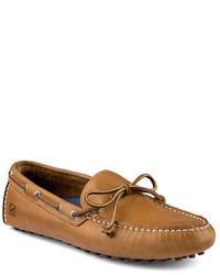 Sperry Hamilton Leather Driver Moccasins