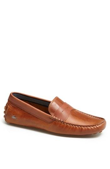 Lacoste Concours 9 Driving Shoe, $150