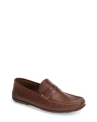 Sandro Moscoloni Paris Leather Penny Loafer