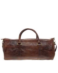Asos Leather Look Barrel Bag