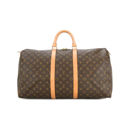 5ac7282362841 ... Louis Vuitton Vintage Keepall 55 Vintage Bag ...
