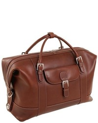 McKlein Siamod Amore Oil Pull Up Leather Brown