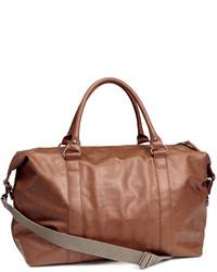 H&M Weekend Bag Brown