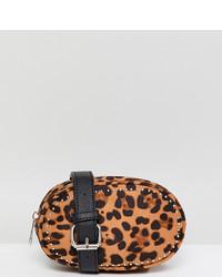 Glamorous Leopard Print Bumbag