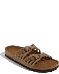 Granada soft footbed oiled leather sandal medium 518031