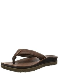 Freewaters Tall Boy Leather Flip Flop