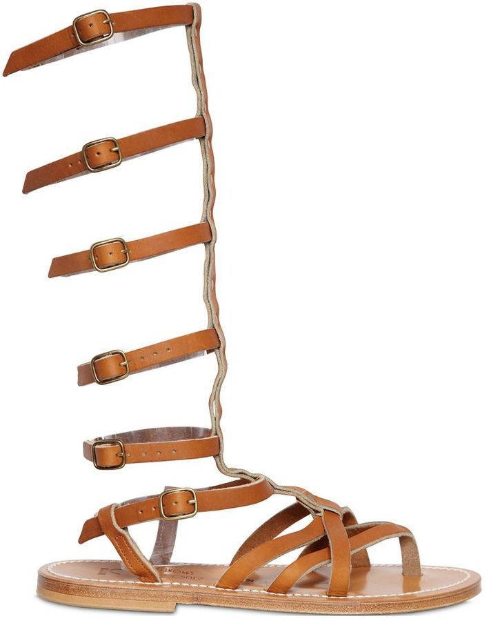 Tropez Gladiator St Jacques Leather Appia Sandals332 K Ozxukip MVSUzp