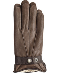 Johnston & Murphy Casual Leather Gloves
