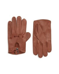 Nordstrom Men's Shop Leather Driving Glove