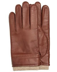 H&M Lined Leather Gloves