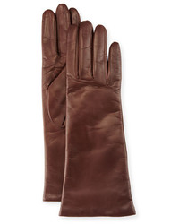 Portolano Nappa Leather Gloves Brown
