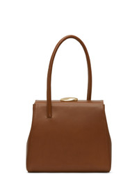 Little Liffner Brown Madame Bag