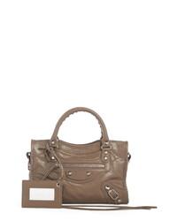 Balenciaga Classic Mini City Leather Tote