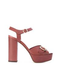 Tila March Platform Sedano Sandals