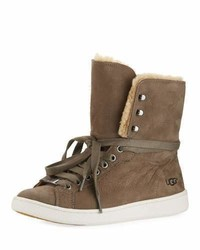Starlyn shearling high top sneaker medium 5276655