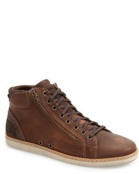 Dune London Sugar Snap High Top Sneaker