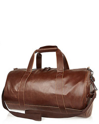 River Island Brown Holdall Bag