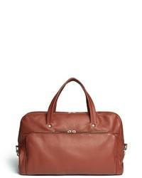 Maison Margiela Classic Leather Bowling Bag