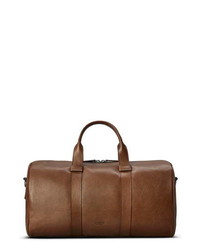 Shinola Guardian Leather Duffle Bag