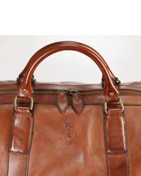 620c0ad3a576 ... Polo Ralph Lauren Leather Duffel Bag