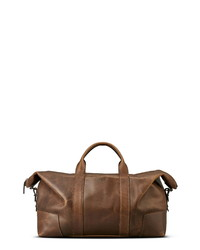 Shinola Madone Leather Carryall Bag