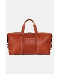 Tommy Bahama Weekender Leather Duffel Bag