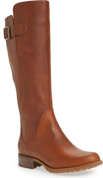 ... Leather Knee High Boots Timberland Banfield Waterproof Knee High Boot  ... b3e2d5a11634