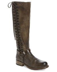 Burnley knee high corset boot medium 4423075