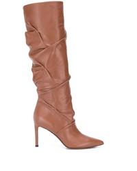 L'Autre Chose Foldover Style Stiletto Boots
