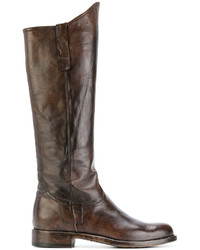 Officine Creative Knee Boots