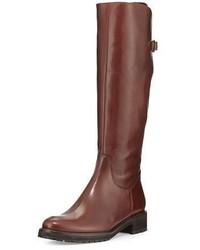 Wildee adjustable leather knee boot tizian medium 962466