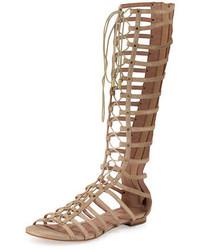 Joie Falicia Tall Gladiator Sandal Saglia
