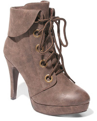 2 Lips Too Too Lonni High Heel Ankle Boots