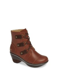 Jambu Emma Lace Up Bootie