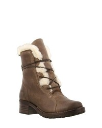 Taos Furkle Boot With Faux