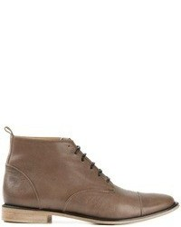 Lace up boots medium 64455