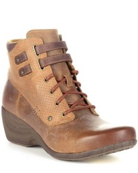 Rocky 4eursole Concerto Waterproof Wedge Ankle Boots