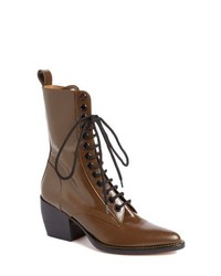 Chloé Rylee Lace Up Boot