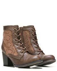 XOXO Katia Lace Up Boot