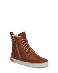 Blackstone Cw96 Genuine Shearling Lined Sneaker Boot