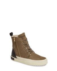 Blackstone Cw96 Genuine Sneaker Boot