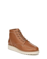 Vince Finley Platform Boot With Genuine Shearling Lining