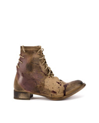 Lace up ankle boots medium 8191999