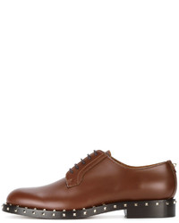 Valentino Garavani Soul Rockstud Lace Up Shoes