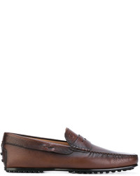 Tod's Classic Penny Loafers