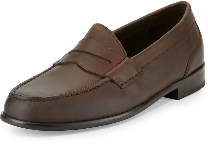 0012616d9b5 ... Cole Haan Fairmont Penny Ii Leather Loafer Chestnut ...