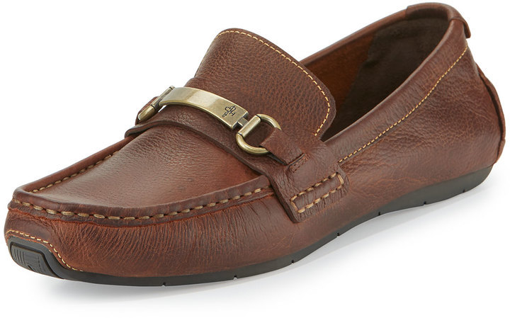 c02c0da15af ... Brown Leather Loafers Cole Haan Somerset Bit Ii Leather Loafer Earth ...
