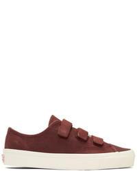 Vans Brown Og Style 23 V Lx Sneakers